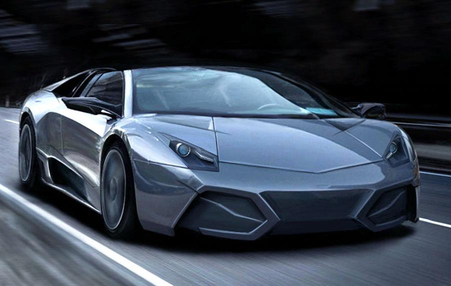 Polish Based Veno Copy Lamborghini Rebenton | AUTOCRUST : Auto News ...