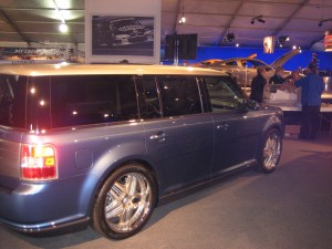 The 2009 Ford Flex