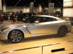 Nissan Skyline GT-R at Denver Auto Show.